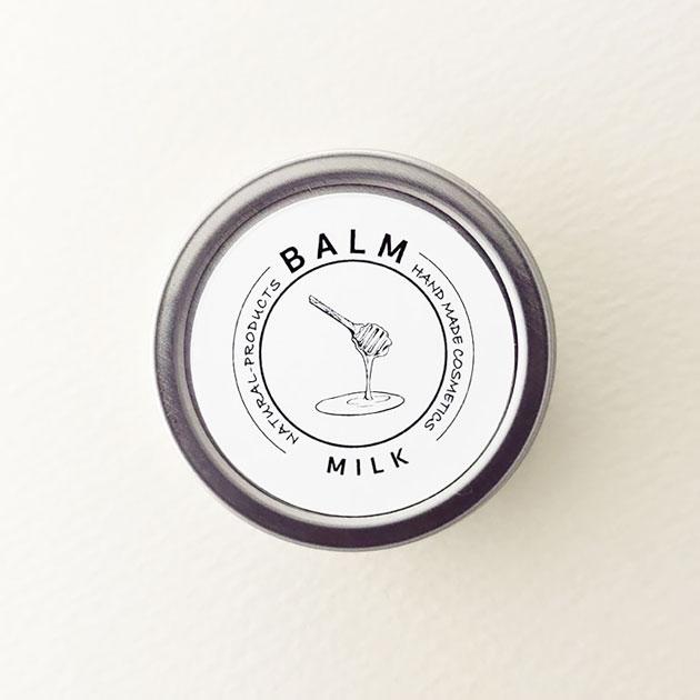 バーム(ミルク)