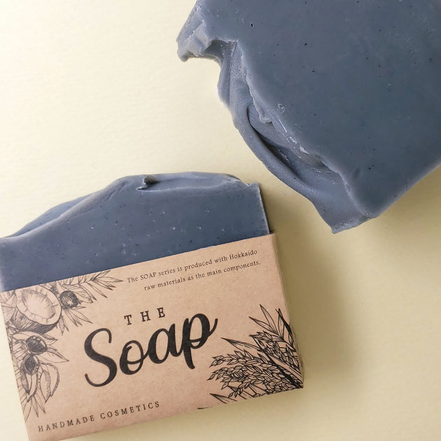 THE Soap(竹炭)