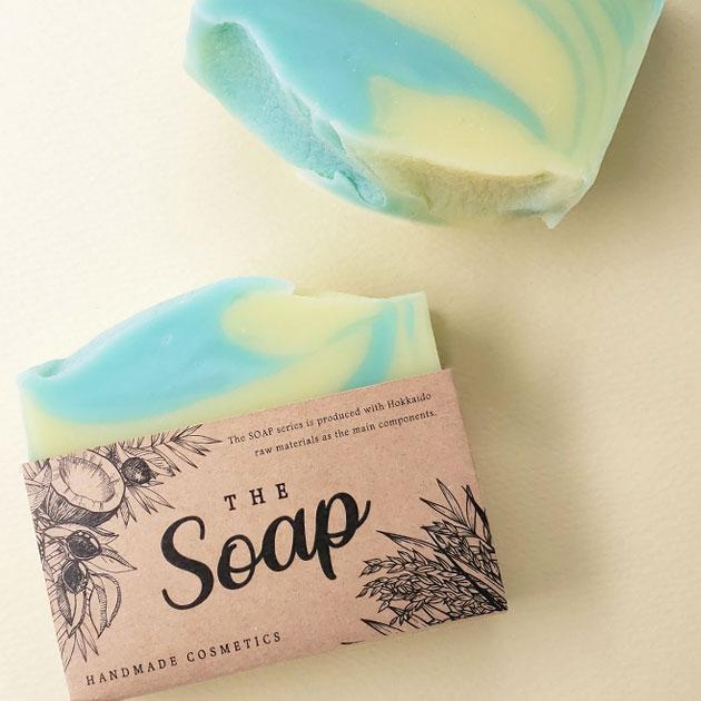 THE Soap(ライムミント)