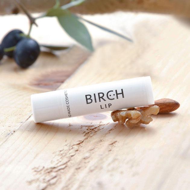 BIRCH リップクリーム (無香料)