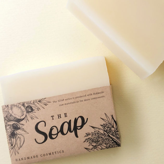 THE Soap(ラベンダー )