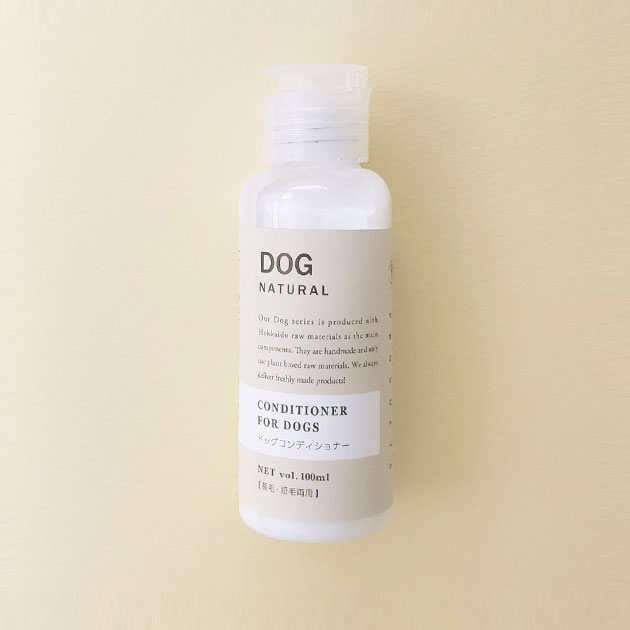 DOG NATURAL<br />犬用コンディショナー